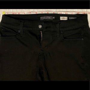 Level 99 Jeans - Level 99 Black Liza Jeans